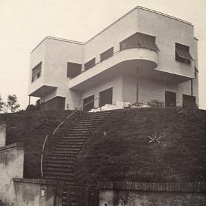 LC Daneri. Villa Venturini Genova [FAMagazine]