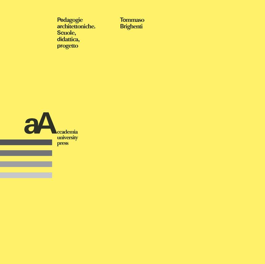 Pedagogie architettoniche FAM