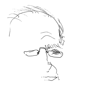 Luigi Vietti Ritratto di Marcello Sestito [FAMagazine]